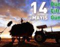 Eyyüpoğlu'dan Dünya Çiftçiler Günü mesajı