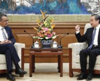 Dünya Sağlık Örgütü'nden Çin'e destek