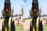 Şanlıurfa'da 13 yaşındaki çocuk iki gündür kayıp