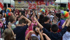 Belediye, Geleneksel Çocuk şenliği'ne aileleri davet etti