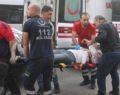 Akçakele sınırında görevli üç sağlık görevlisi yaralandı