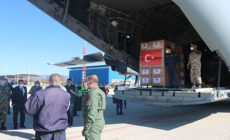 Türkiye'den Kuzey Makedonya'ya yardım eli