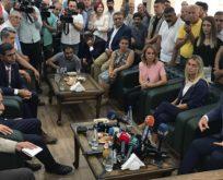 İmamoğlu, Diyarbakır'da HDP ile görüştü