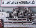 Uyuşturucu ve kaçakçılık operasyonu: 40 gözaltı