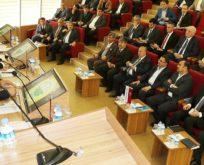 STK, Banka ve iş dünyası temsilcileri ŞUTSO'da bir araya geldi