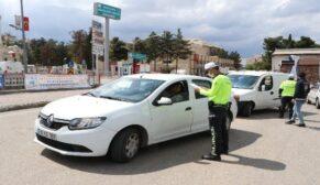 Şanlıurfa'da kısıtlama kurallarına uymayan 74 kişiye ceza