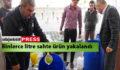 Şanlıurfa'da sahte hijyen ürünleri operasyonu