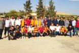 Alagöz, Şanlıurfa Galatasaraylıların konuğu oldu