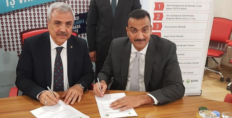 Şanlıurfa ve Irak arasındaki ticaret bağları güçleniyor