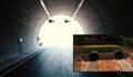 Yapımı tamamlanan dev tüneller törenle hizmete açılacak