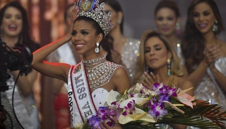 2018 Venezuela Güzeli seçildi