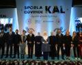 """Emine Erdoğan: """"İç dünyamızı bilim, sanat ve sporla zenginleştirmeliyiz"""""""