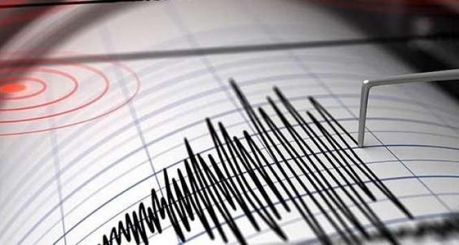 Manisa'da deprem meydana geldi!