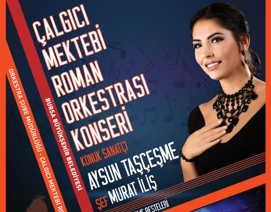 Aysun Taşçeşme'den Kemal Taşçeşme besteleri