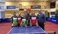 Büyükşehir'den masa tenisinde tarihi başarı