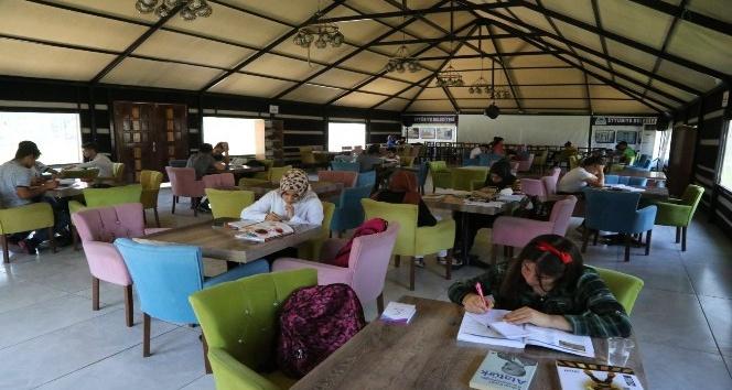 Eyyübiye'de gençlik merkezleri ilgi görüyor