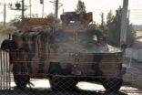 ABD ve Türk askerlerinin müşterek kara devriyesi başladı