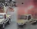 Halep'te patlama: 8 yaralı
