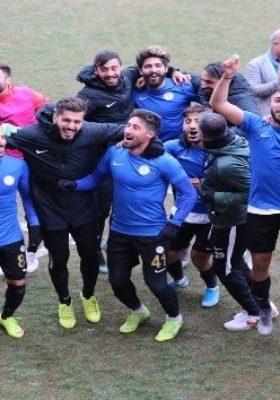 Karaköprü Belediyespor müsabakadan galibiyetle ayrıldı