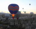 Kapadokya'da Cumhuriyet Bayramı coşkusu