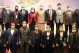 Beyazgül, TBB Bölgesel Kalkınma toplantısına katıldı