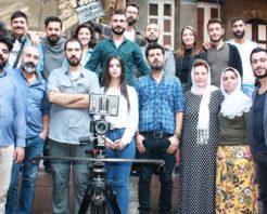 Diyarbakır sokakları dizi setlerine dönüştü