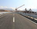 1001 metre uzunluğundaki köprü trafiğe açıldı