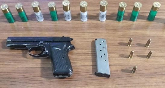 24 saatlik uygulamada 9 silah yakalandı