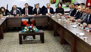 Ak Parti adaylardan birlik  beraberlik çağrısı