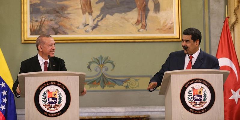 """""""Venezuela'yla ilişkilerimizi ileriye taşımakta kararlıyız"""""""