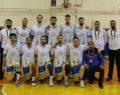 Haliliye basketbol takımı, çeyrek finale yükseldi