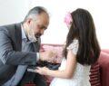 Büyükşehir Belediye Başkanı Aktaş, şehit ailelerini ziyaret edip, bayramlarını kutladı.