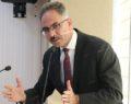 Eyyübiye Belediyesi'ne tahsis edilen 44 dönümlük arazi için açıklama