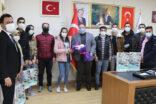 Viranşehir'de eğitime destek