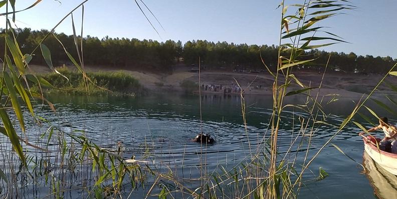 Ailesiyle pikniğe giden genç barajda boğuldu