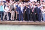 İstanbul Büyükşehir belediye başkan adayı yıldırım, Şanlıurfa'da