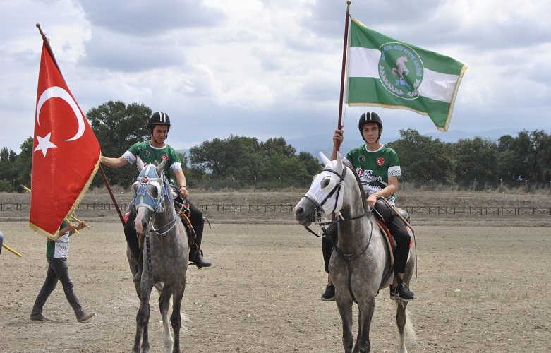 Atlı sporda Bursa farkı