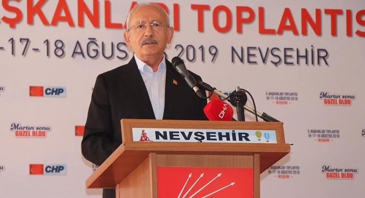 Kılıçdaroğlu'ndan Bakan Ersoy'a taziye telefonu