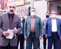 Kılıçdaroğlu'na Şanlıurfa'dan destek