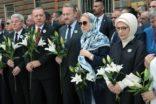 Cumhurbaşkanı Erdoğan,Soykırım kurbanların anma törenine katıldı