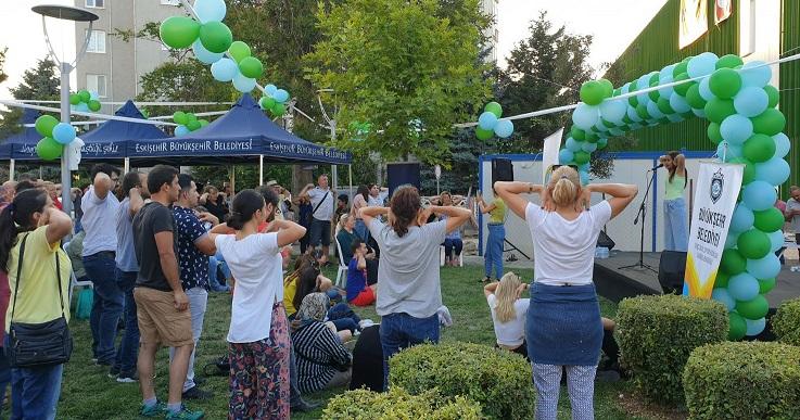 'Dünya Değişim Günü' çeşitli etkinlikler ile kutlandı