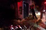 Park halindeki motosiklete çarptı: 1 ölü, 1 yaralı