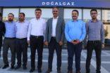 Eyyübiye'ye doğalgaz müjdesi