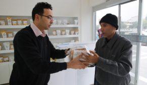 Çölyak hastalarının sıcak ekmekleri, haliliye belediyesinden