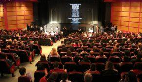 Eskişehir'in tiyatro günü coşkusu
