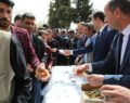Eyyübiye'de şehit asker koroç için mevlid okutuldu
