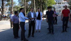 Eyyübiye belediyesi talepleri  yerine getiriyor