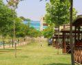Eyyübiye belediyesi ilçede park seferberliği başlattı