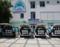 Eyyübiye belediyesin'den yardım paketi