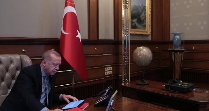 Cumhurbaşkanı Erdoğan, Barış Pınarı Harekatı'nın başlatılması emrini böyle verdi